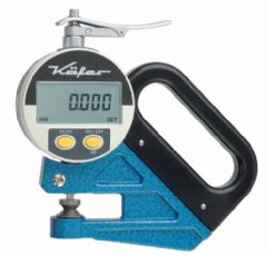 KÄFER Foil Digital Thickness Gauge FD 1000/30-3 - Reading: 0.001 mm